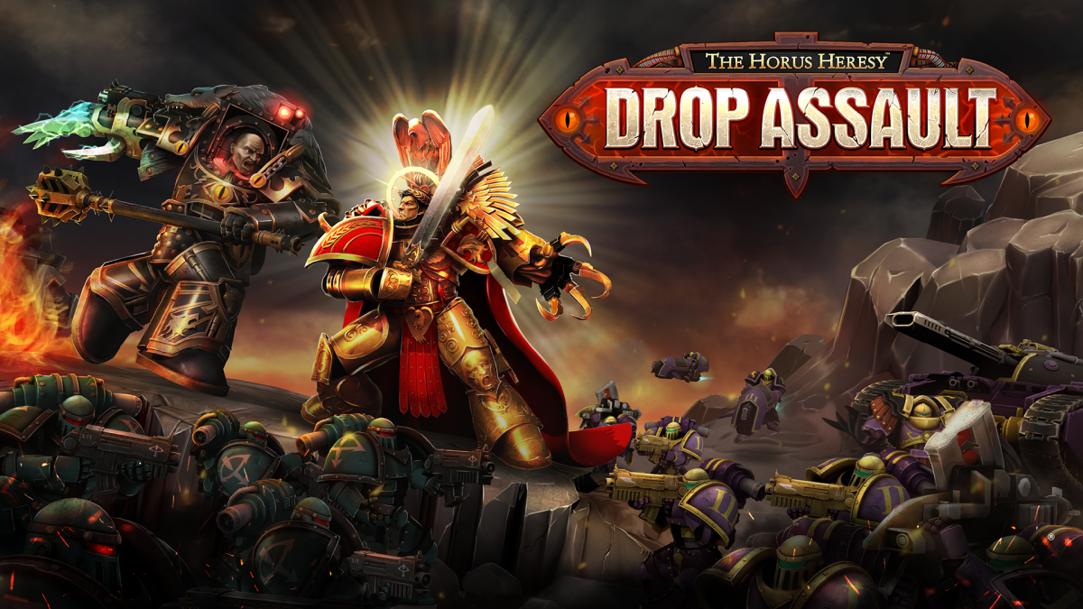 Review: Horus Heresy Drop Assault